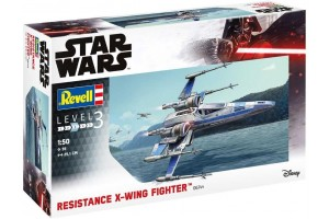 Resistance X-Wing Fighter (1:50) - 06744