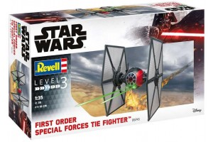 Special Forces TIE Fighter (1:35) - 06745