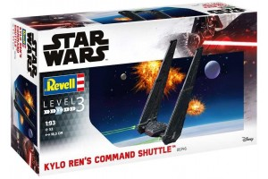Kylo Ren's Command Shuttle (1:93) - 06746