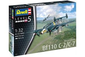 Messerschmitt Bf110 C-2/C-7 (1:32) - 04961