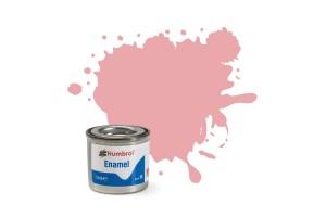 Humbrol barva email AA0057 - N0 57 Pastel Pink - Matt - 14ml