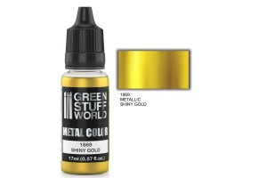 Shiny Gold - 17ml - 1869