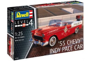 '55 Chevy Indy Pace Car (1:25) - 07686