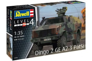 Dingo 2 GE A2.3 PatSi (1:35) - 03284