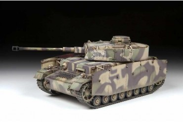 Model Kit tank 3674 - Panzer IV Ausf.G (1:35)