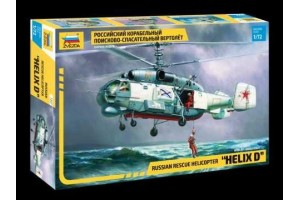 KA-27 Rescue Helicopter (RR) (1:72) - 7247