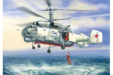 Model Kit vrtulník 7247 - KA-27 Rescue Helicopter (RR) (1:72)