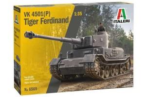 VK 4501(P) Tiger Ferdinand (1:35) - 6565