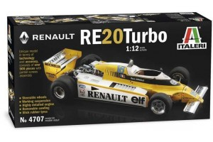 RENAULT RE 20 Turbo (1:12) - 4707