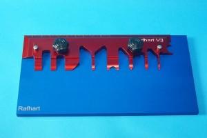 Rafhart V3 - ohýbačka fotoleptaných dielov