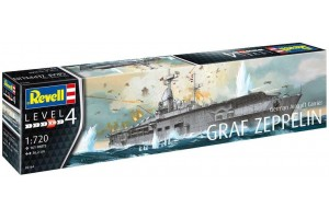 German Aircraft Carrier GRAF ZEPPELIN (1:720) - 05164