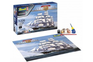 Cutty Sark 150th Anniversary (1:220) - 05430