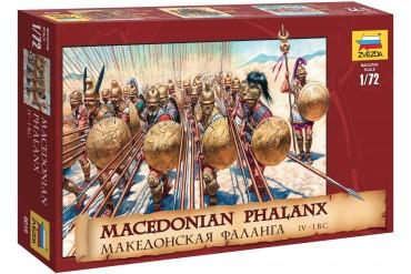 Wargames (AoB) - Macedonian Phalanx (1:72) - 8019