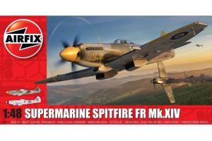 Supermarine Spitfire FR Mk.XIV  (1:48) - A05135