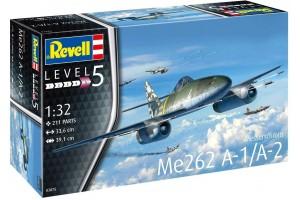 Me262 A-1 Jetfighter (1:32) - 03875