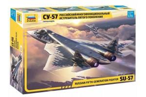 Model Kit letadlo 7319 - Sukhoi SU-57 (1:72)