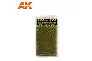 Letné trsy trávy (Summer green Tufts) - 6mm - 8120