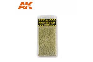 Zimný trsy trávy (Winter Tufts) - 6mm - 8121