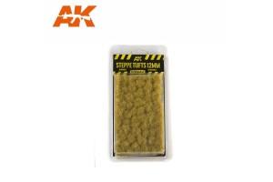 Stepní trsy trávy (Steppe tufts) - 12mm - 8125