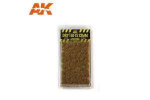 Trsy suchej trávy (Dry Tufts) - 12mm - 8126