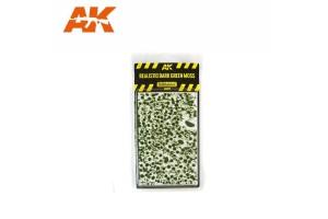 Tmavý mach (Dark green Moss) - 8131