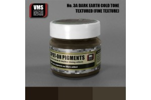EU Dark Earth Chernozem Cold Tone - Fine Texture - SO.No3aFT