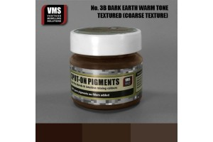 EU Dark Earth Chernozem Warm Tone - Coarse Texture - SO.No3bCT