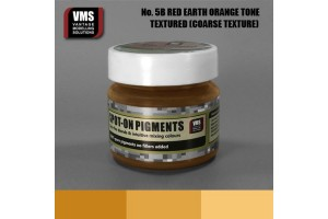 Red Earth Orange Tone - Coarse Texture - SO.No5bCT