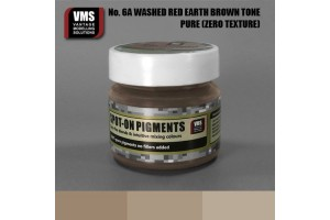 Red Earth Washed Brown Tone - Zero Texture - SO.No6aZT