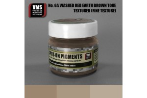 Red Earth Washed Brown Tone - Fine Texture - SO.No6aFT