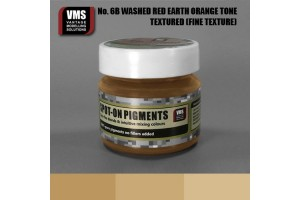 Red Earth Washed Orange Tone - Fine Texture - SO.No6bFT