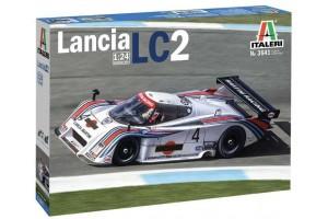 Lancia LC2 (1:24) - 3641