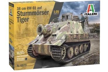 38 cm RW 61 auf STURMMORSER TIGER (1:35) - 6573
