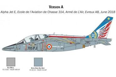 Model Kit letadlo 2796 - Alpha Jet A/E (1:48)