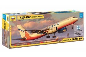 Tupolev TU 204-100 Cargo (1:144) - 7031