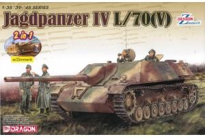 Jagdpanzer IV L/70(V) (1:35) - 6498