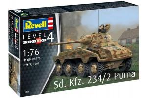 Sd.Kfz. 234/2 Puma (1:76) - 03288