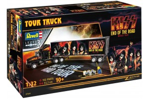 KISS Tour Truck (1:32) - 07644