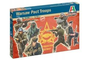 Model Kit figurky 6190 - Warsaw Pact Troops (1980s) (1:72)