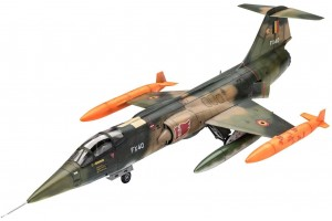 F-104 G Starfighter NL/B (1:72) - 03879