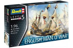 English Man O'War (1:96) - 05429