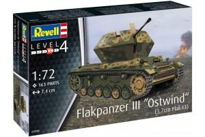 "Flakpanzer III""Ostwind""(3,7cm Fl (1:72) - 03286"