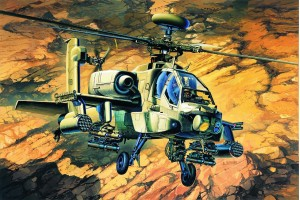 AH-64A (1:48) - 12262