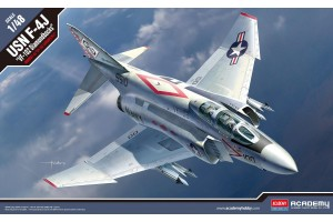 USN F-4J VF-102 Diamondbacks (1:48) - 12323