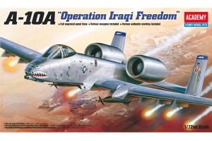 "A-10A ""OPERATION IRAQI FREEDOM"" (1:72) - 12402"