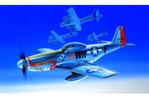 P-51D (1:72) - 12485