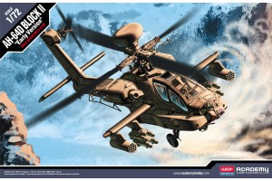 U.S. ARMY AH-64D (1:72) - 12514