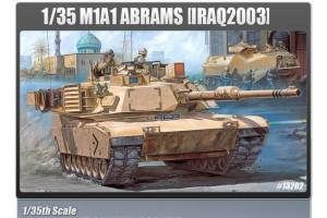 "M1A1 ABRAMS ""IRAQ 2003"" (1:35) - 13202"