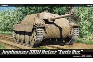 "Jagdpanzer 38(t) Hetzer ""Early Version"" (1:35) - 13278"