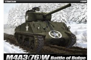 "M4A3 (76)W ""Battle of Bulge"" (1:35) - 13500"